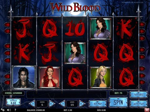 Wild Blood Game Preview