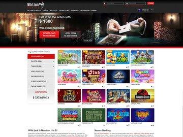 Wildjack Casino