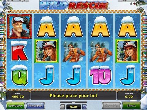Hot hit slot machine