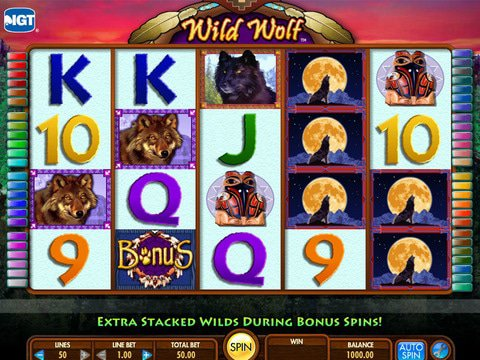 Spiele The White Wolf - Video Slots Online