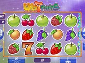 Wild7Fruits Game Preview