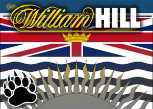 William Hill Exits British Columbia