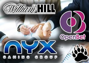 William Hill Team Up With NYX Gaming In Bid For Online Gambling Developers OpenBet