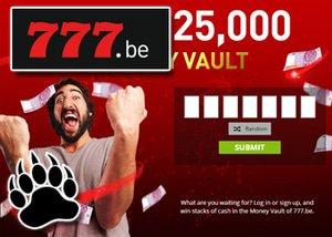 Casino777 Christmas Promo win $25,000