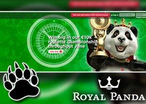 royal panda roulette championship