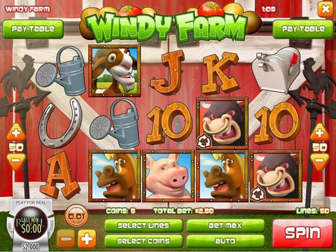Windy Farm Game Preview