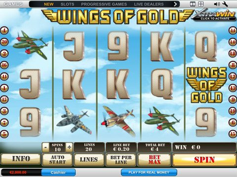 Wings Of Gold Game Preview