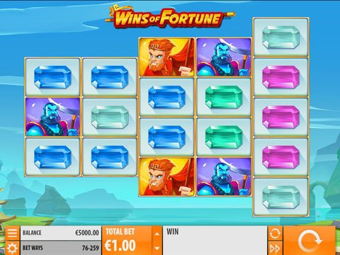Wins of Fortune Game Preview
