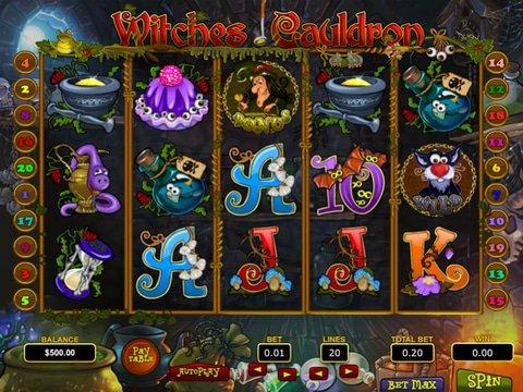 Enjoy Happy Halloween Slot Machine Free in No Download Mode