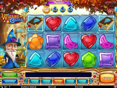 Wizard of Gems Game Preview