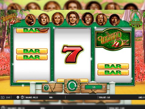 wizard of oz slots free download
