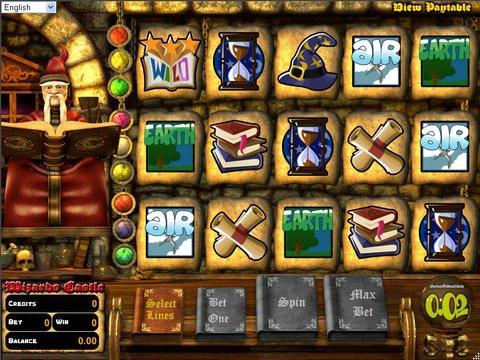 No Risk Fun with No Download Wizards Castle Slots