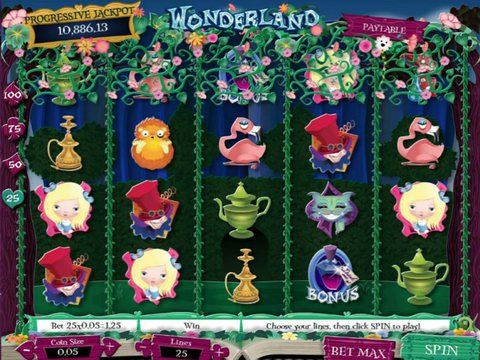 Wonderland Game Preview