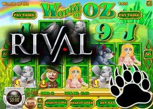 World Of Oz Slot Bonuses