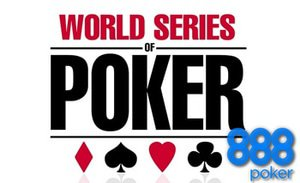888 Sponsoring 2015 WSoP Events