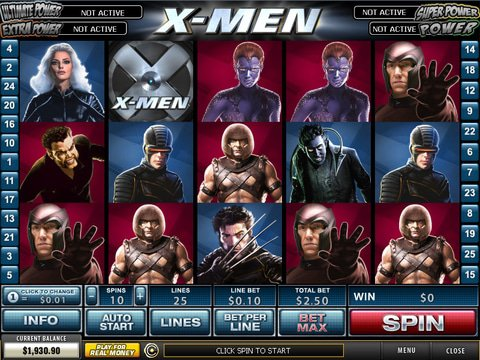 Xmen Game Preview