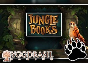 new jungle books slot yggdrasil casinos