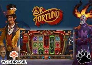 Yggdrasil Casinos New Dr Fortuno Blackjack