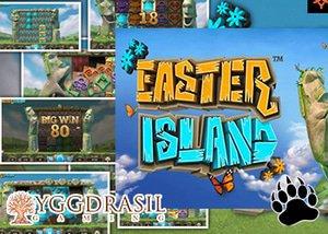 Yggdrasil Casinos New Easter Island Slot