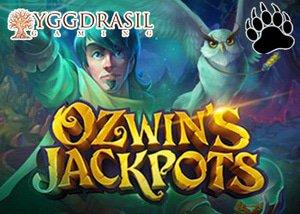 New Ozwin's Jackpots Slot at Yggdrasil Casinos