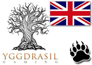 Yggdrasil Gaming UK license