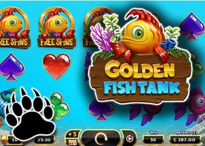 Yggdrasil Gaming Launch Golden Fish Tank Free Slots - What A Splash!