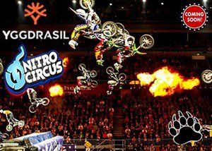 Yggdrasil New Nitro Circus Slot Coming Soon