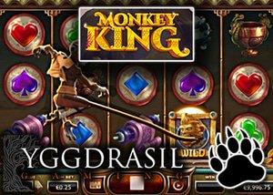 yggdrasil monkey king slot