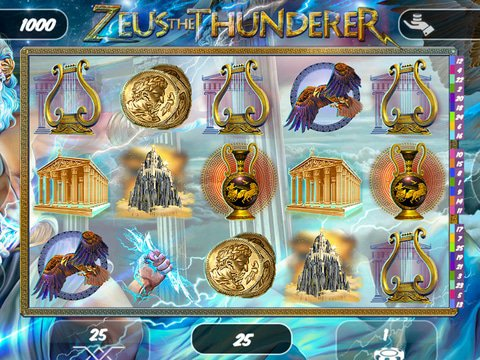 Zeus the Thunderer Game Preview