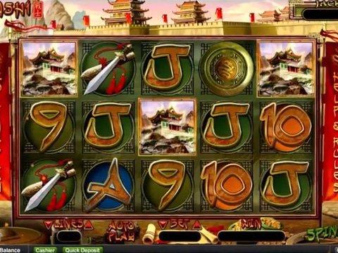 Play No Download Zhanshi Slot Machine Free Here