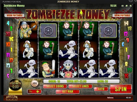 Zombiezee Money Game Preview